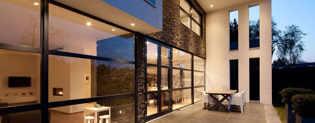 woonhuis S Neerharen:   door 3d Visie architecten