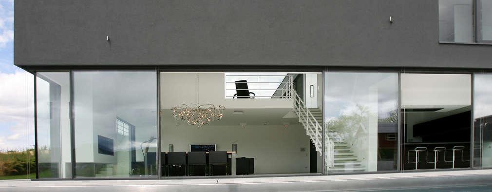 Modernes traumhaus mit luxusausstattung for Modernes traumhaus
