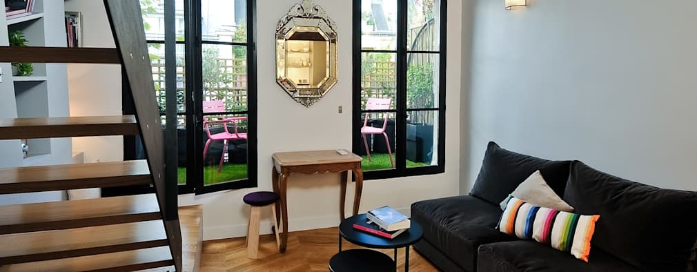 Ruang Keluarga by Marion Rocher