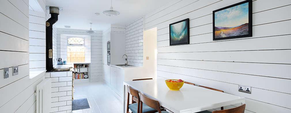 ห้องทานข้าว by Brown + Brown Architects