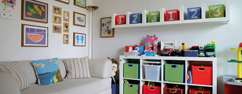 Детские комнаты в . Автор – Paker Mimarlık