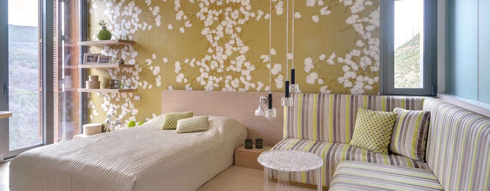 dormitorios de estilo por paker mimarlk