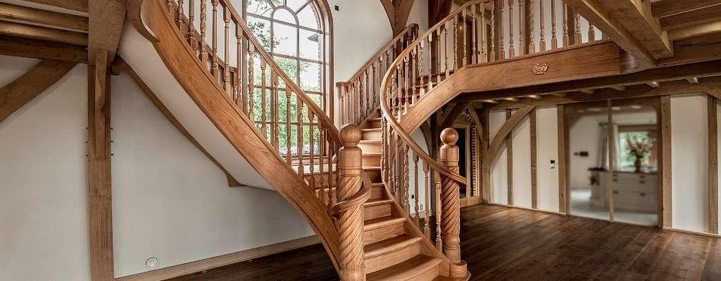 de estilo  por Smet UK - Staircases
