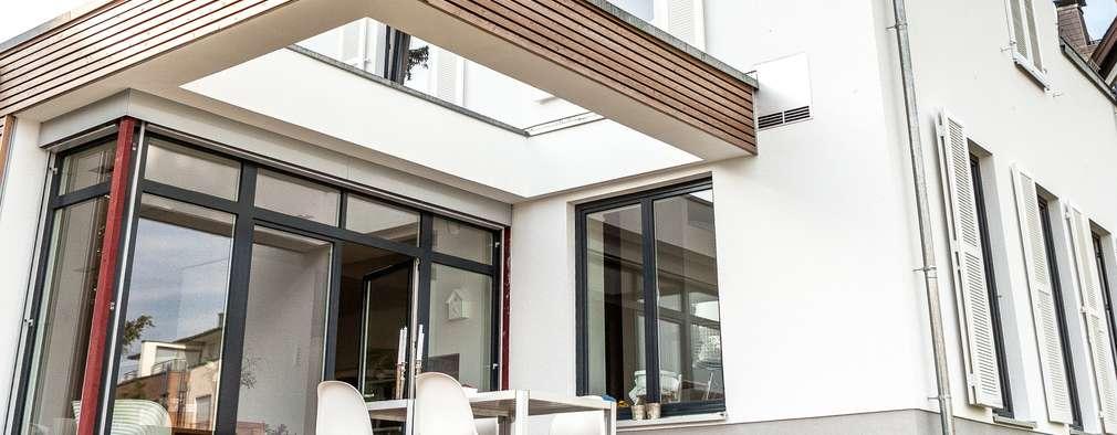 Maisons de style de style eclectique par raumatmosphäre pantanella