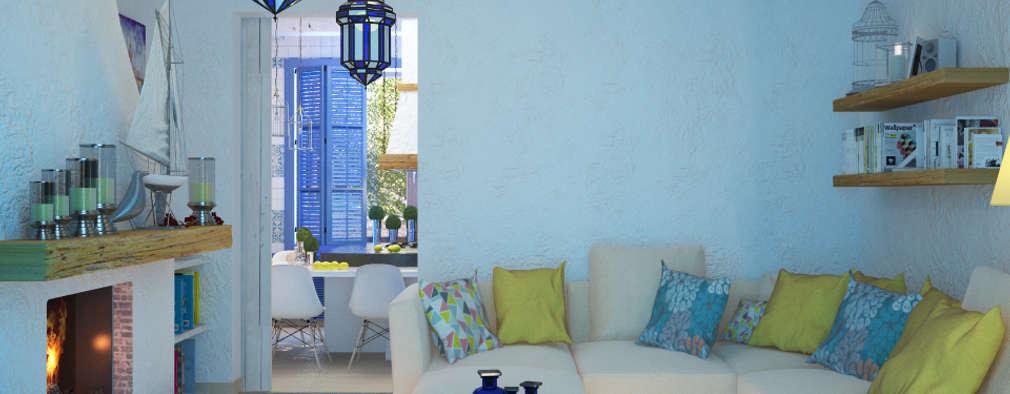 Salon dekorasyonu rnekleri ve 12 parlak fikir for Haush dizain