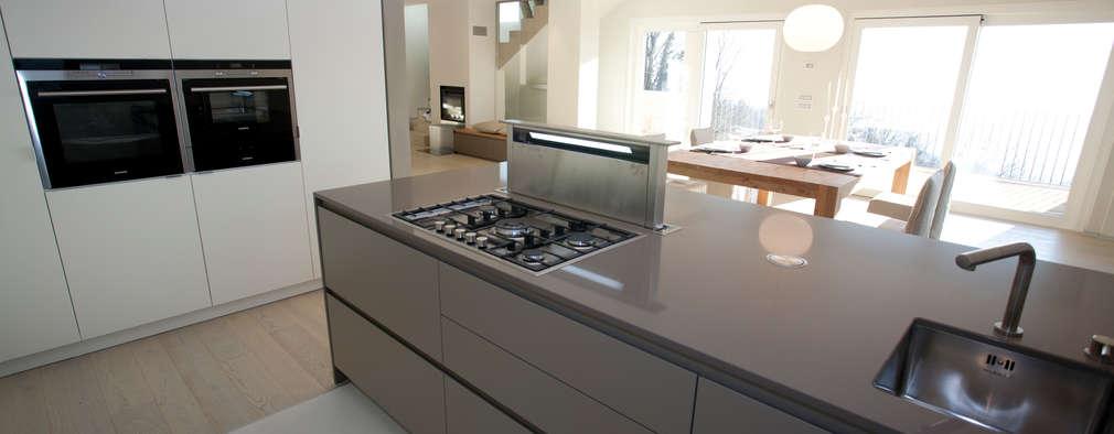 CASA GI: Cucina in stile in stile Moderno di marco.sbalchiero/interior.design