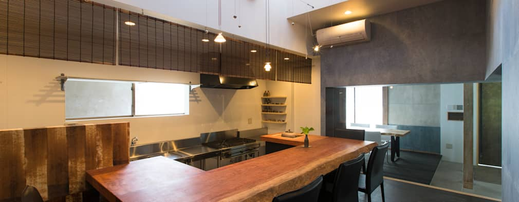 Commercial Spaces by SWAY DESIGN
