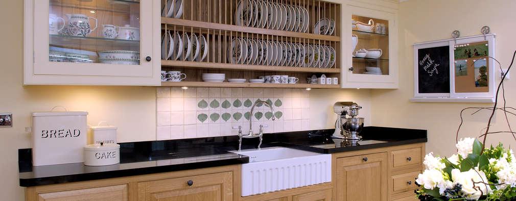 Cocinas de estilo  por Hartley Quinn WIlson Limited