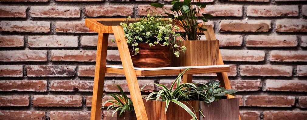 18 jardineras de madera para exteriores - Madera para exteriores ...