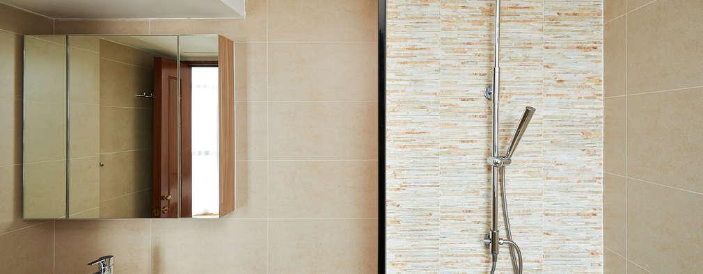 modern Bathroom by Eightytwo Pte Ltd