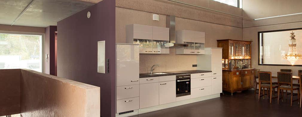 modern Kitchen by Abendroth Architekten