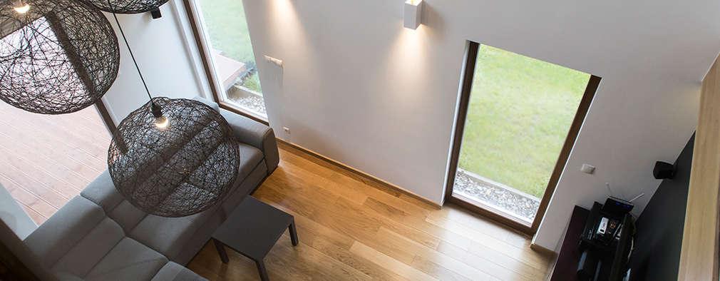 Salas / recibidores de estilo clásico por Och_Ach_Concept