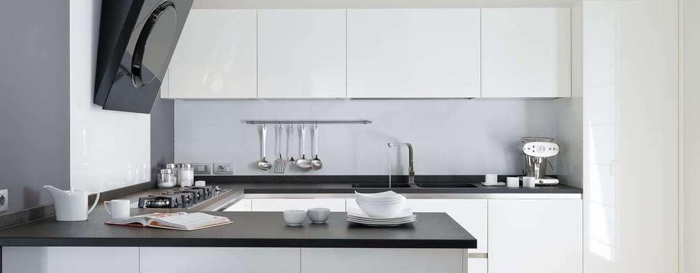 Cozinhas minimalistas por SANSON ARCHITETTI
