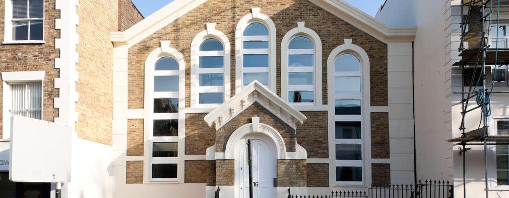 房子 by Granit Architects