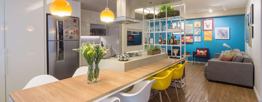 Semerene - Arquitetura Interior: modern tarz Mutfak