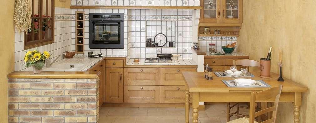 12 cocinas de autor que te van a enamorar y a inspirar - Ideas de cocinas rusticas ...