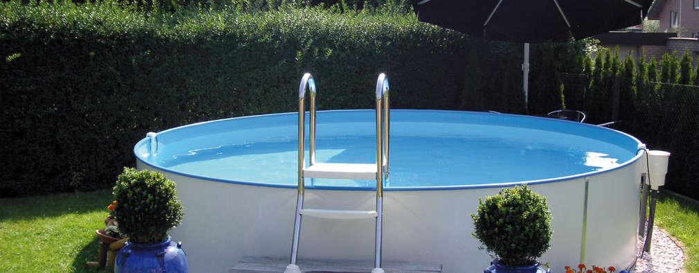 Projekty,  Basen zaprojektowane przez Pool + Wellness City GmbH