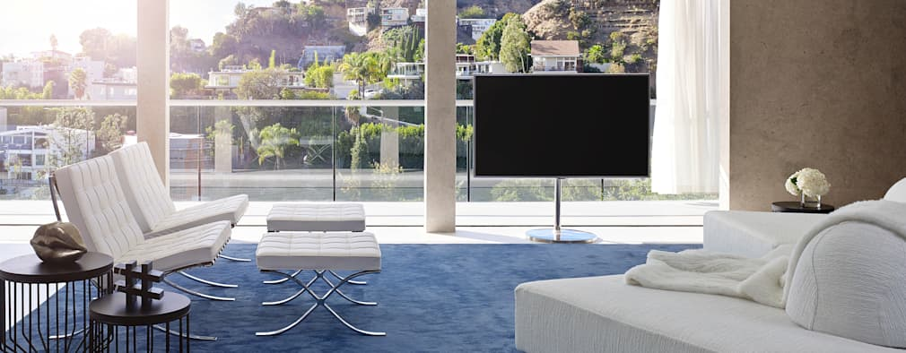 Como decorar a casa com o estilo minimalista for Casa minimalista living