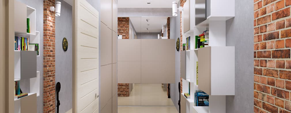 Corridor & hallway by PlatFORM
