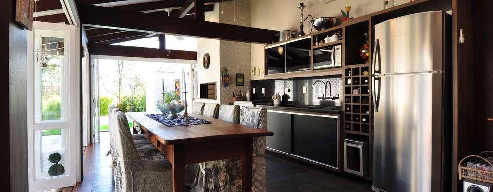 Кухни в . Автор – DU Architecture for Work