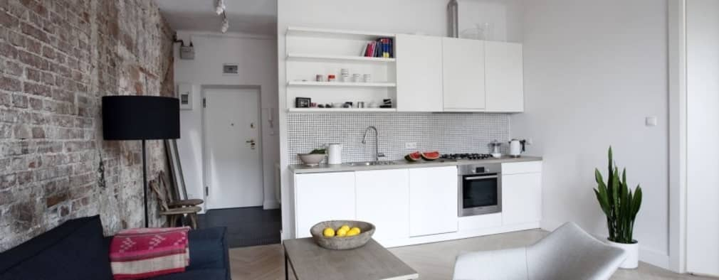 minimalistic Kitchen by cs