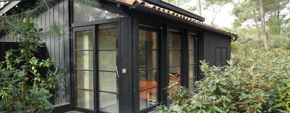 S-XS-L: Maisons de style de style Scandinave par Atelier317c