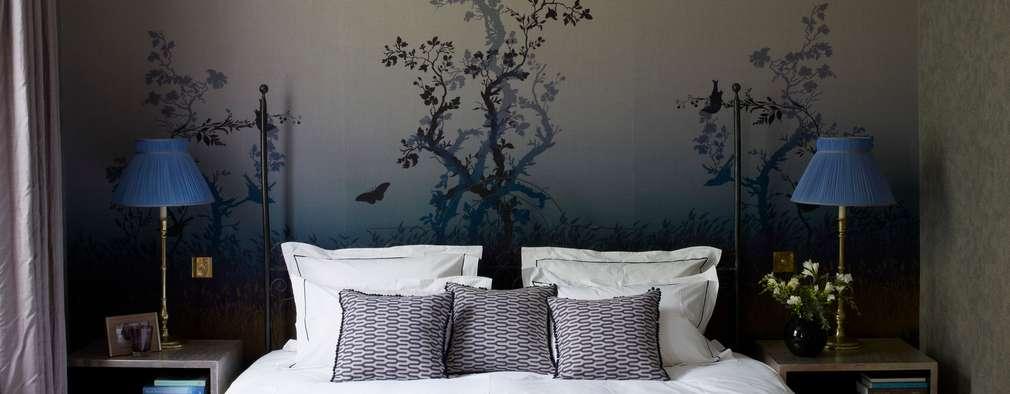 غرفة نوم تنفيذ Violet & George