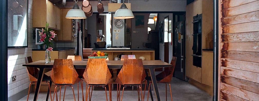 ห้องครัว by Tom Kaneko Design & Architecture