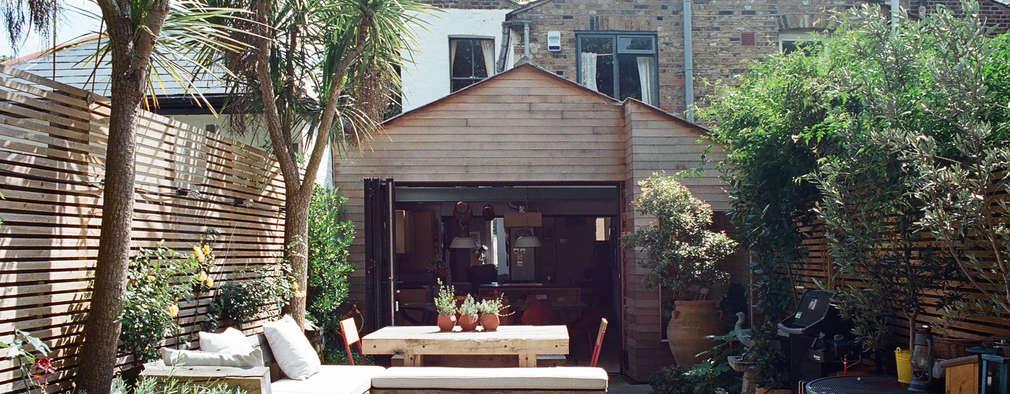 บ้านและที่อยู่อาศัย by Tom Kaneko Design & Architecture