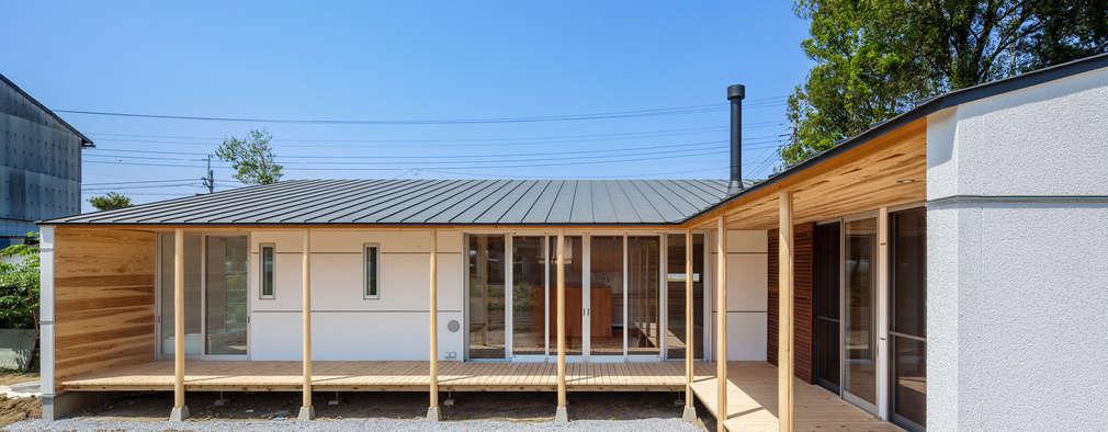 房子 by 株式会社 中山秀樹建築デザイン事務所
