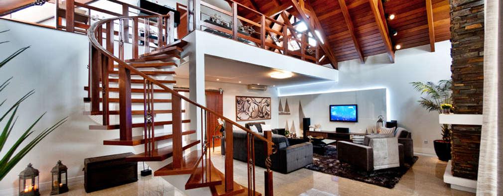 Corridor & hallway by ArchDesign STUDIO