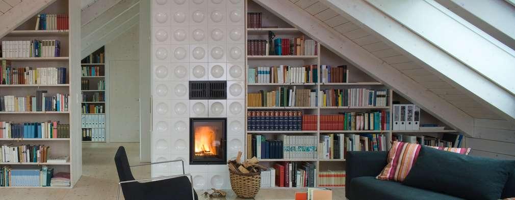 ห้องนั่งเล่น by Bohn Architekten GbR