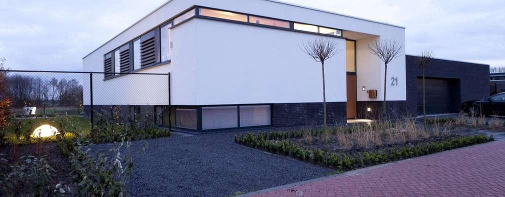 Moderne Häuser Von BB Architecten