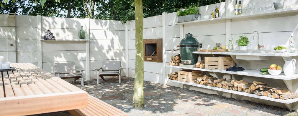 10 cucine all 39 aperto che ti conquisteranno for Layout di patio all aperto