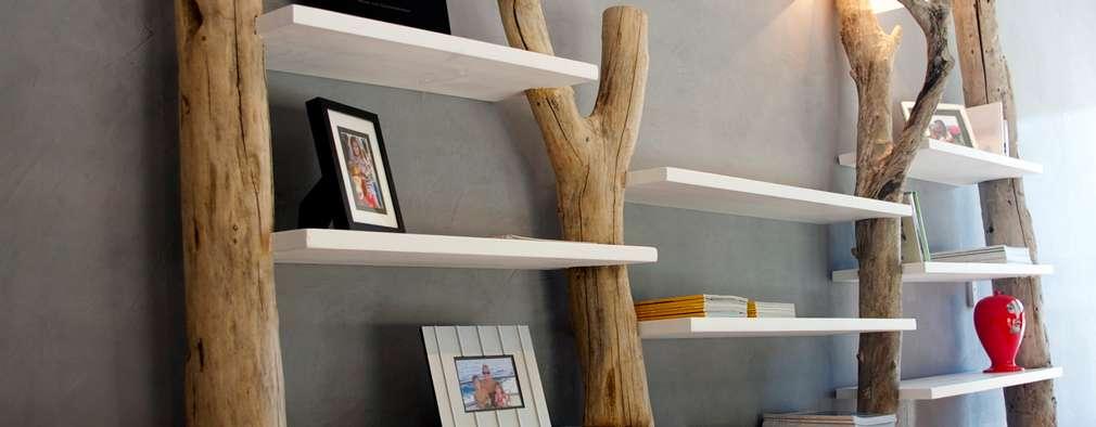 de estilo  por CORO furniture