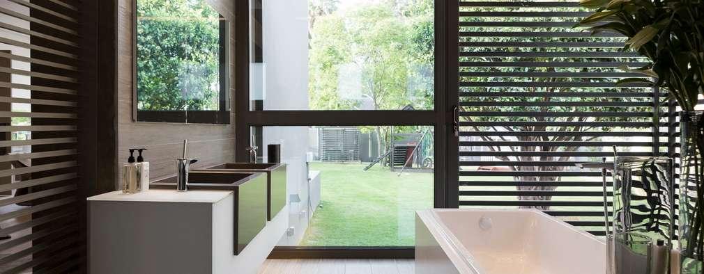 Ontwerp je badkamer volgens de laatste trends