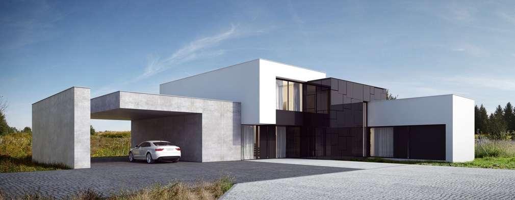 Moderne Architektur Häuser stylishes haus für fans moderner architektur