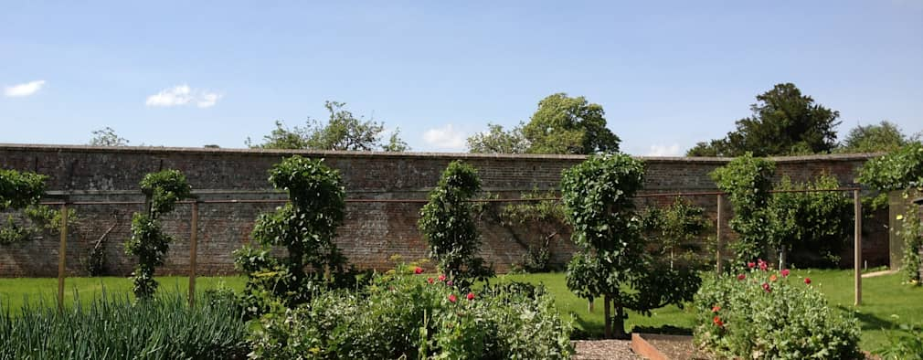 landelijke Tuin door Roeder Landscape Design Ltd