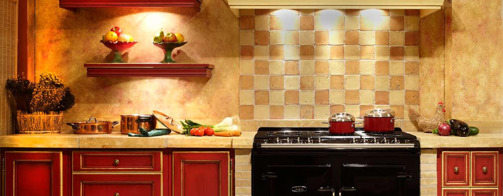 7 campanas r sticas para el dise o de tu cocina - Campanas de cocina rusticas ...