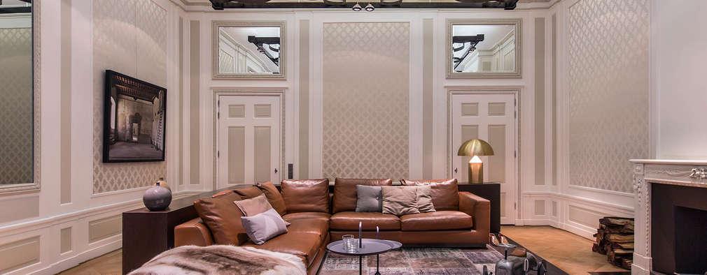 modern Living room by Studio RUIM