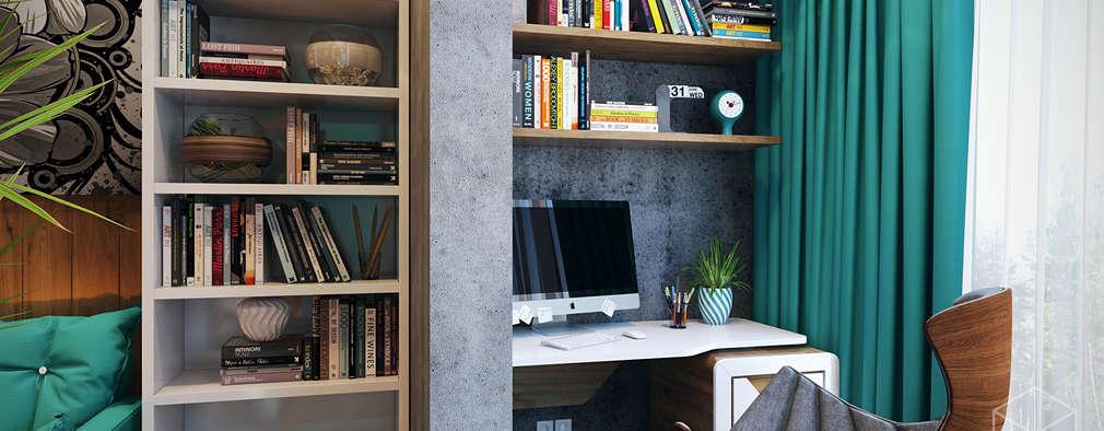 Terras door студия визуализации и дизайна интерьера '3dm2'