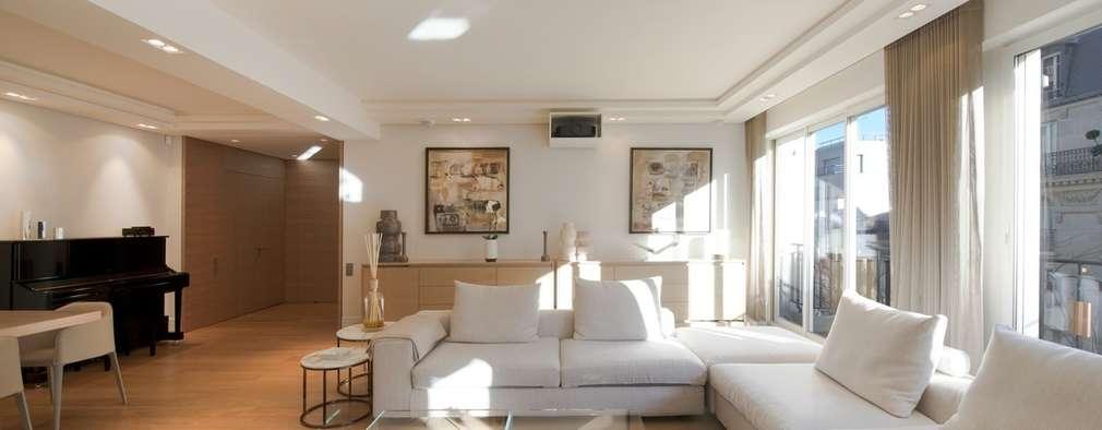 Un meraviglioso appartamento per chi ama lo stile moderno for Appartamento stile moderno