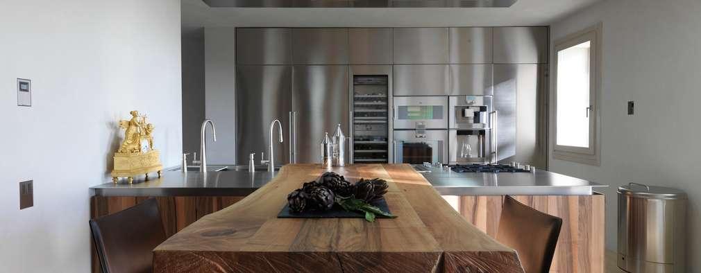Cocinas de estilo moderno por Vegni Design