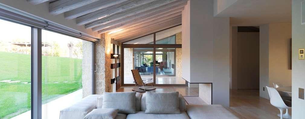 غرفة المعيشة تنفيذ Vegni Design