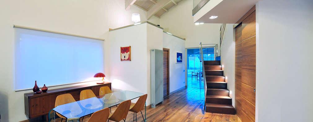 Comedores de estilo moderno por  INO PIAZZA studio