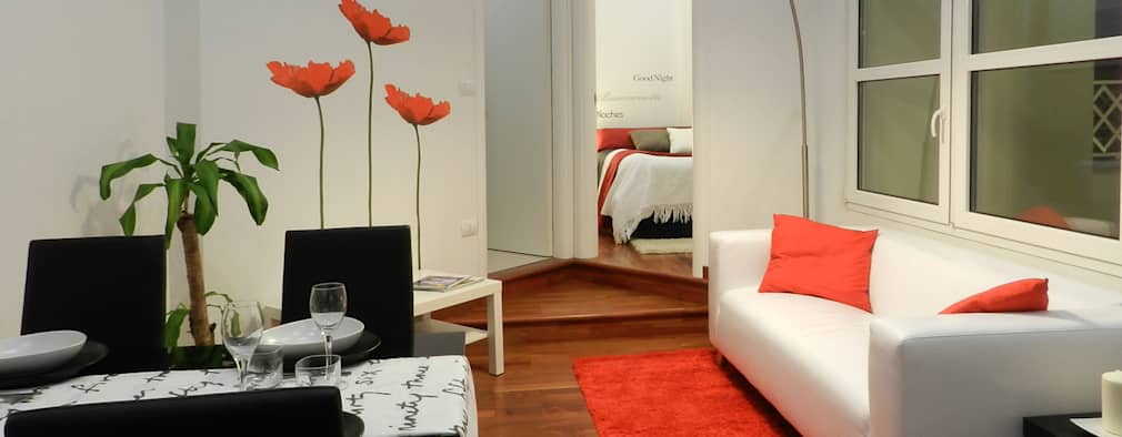 Projekty,   zaprojektowane przez Michela Galletti Architetto e Home Stager