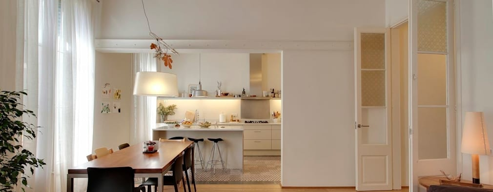 modern Kitchen by Room Global