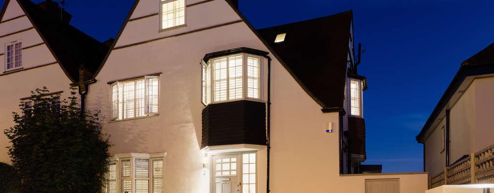 Terrace house by BTL Property LTD
