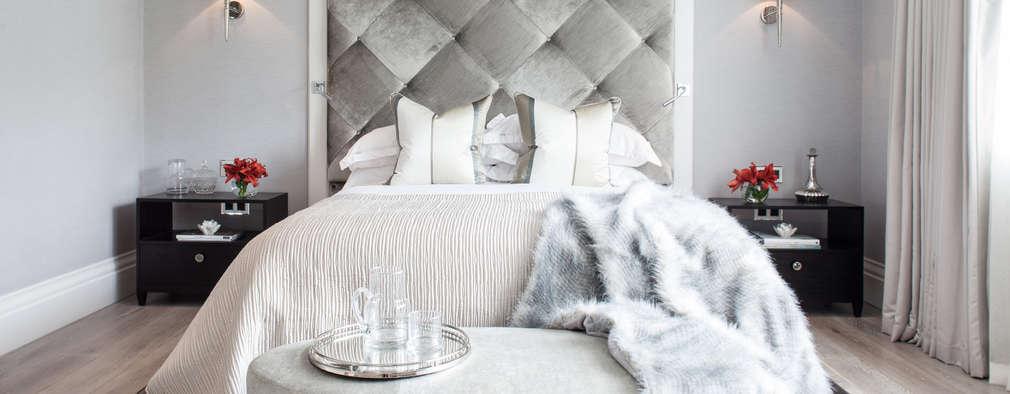 Projekty,  Sypialnia zaprojektowane przez Adelina Iliev Photography