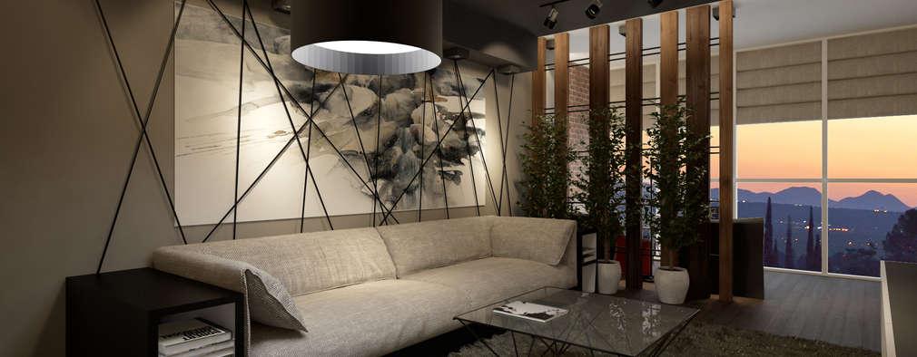10 dise os de paredes para separar ambientes modernos y for Ideas para dividir sala y comedor